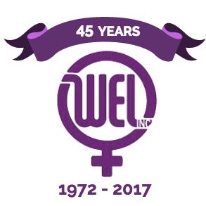 WEL 45 years logo