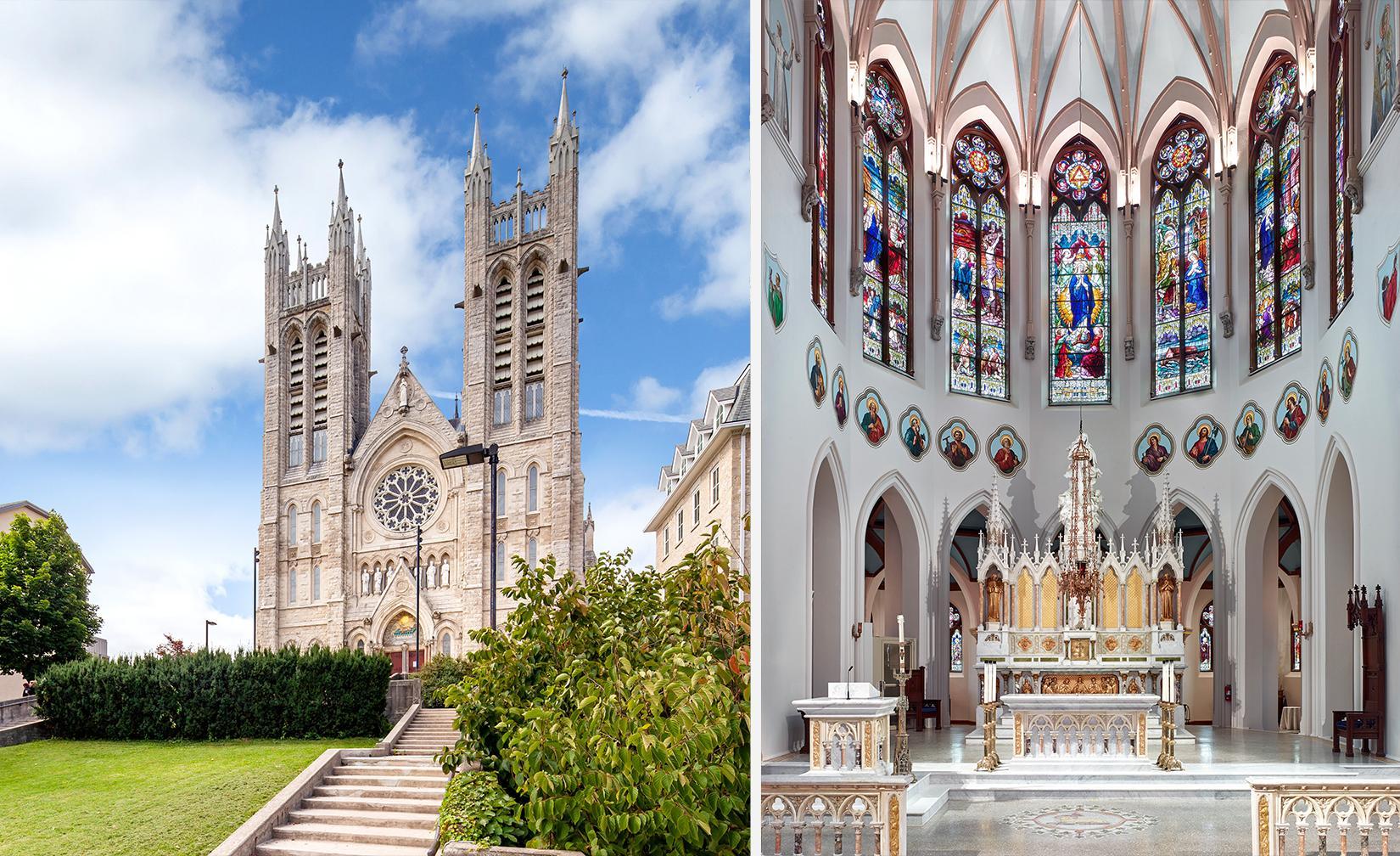 Guelph basilica