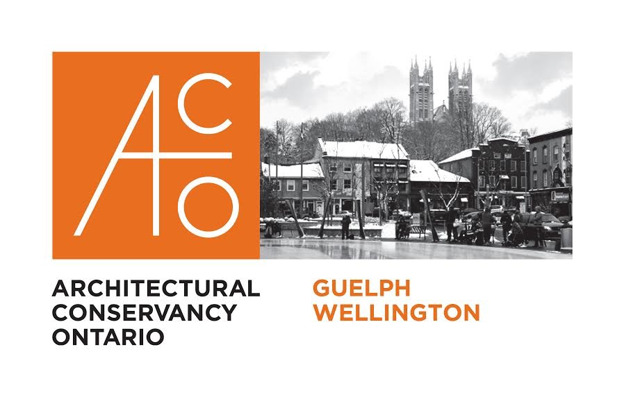 Architectural Conservancy Ontario - Gueph Wellington
