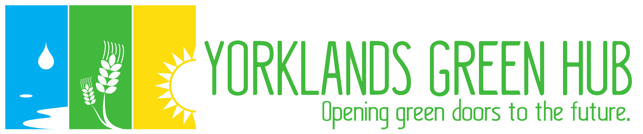 Yorklands Green Hub logo
