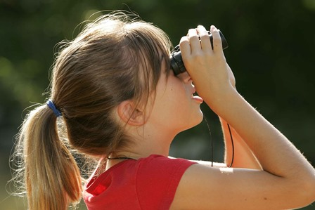 Binoculars - Pixabay