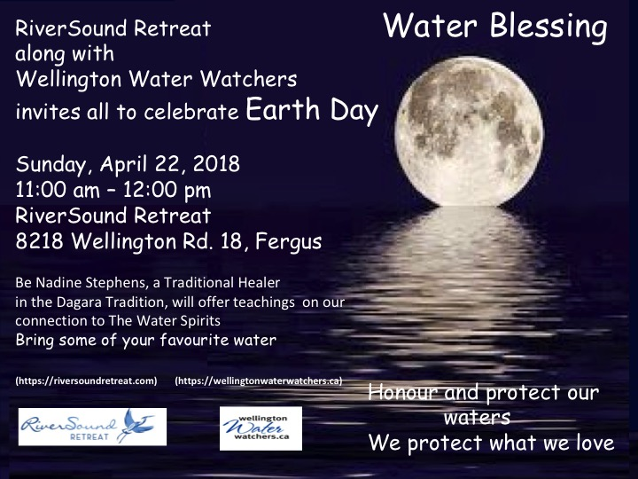 April Water Blessing
