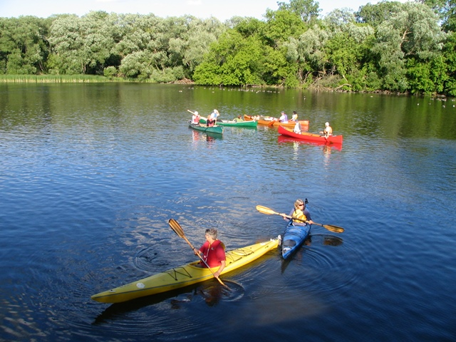 Paddle the Eramosa