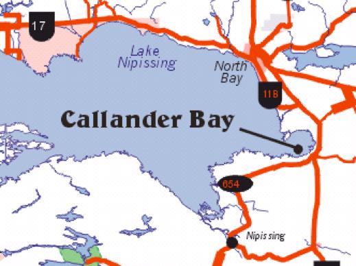 Callander Bay Cottage