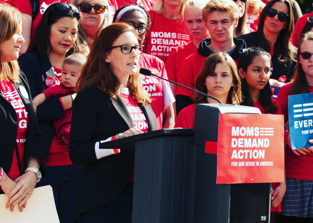 Wendy is California chapter lead for Moms Demand Action
