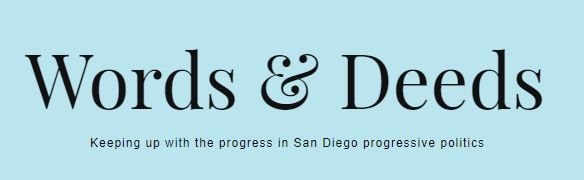 Words and Deeds Blog logo