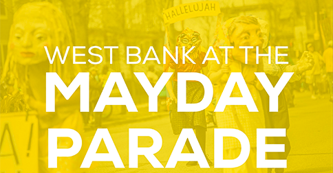 West Bank @ MayDay!