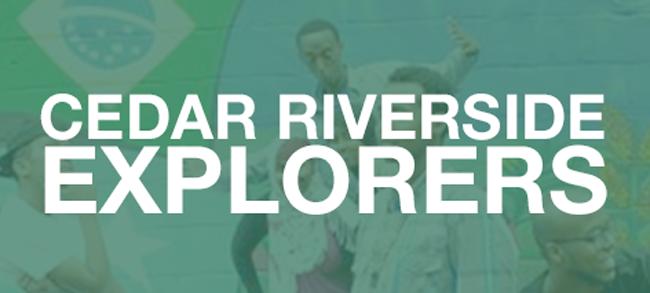 Cedar Riverside Explorers Sign up