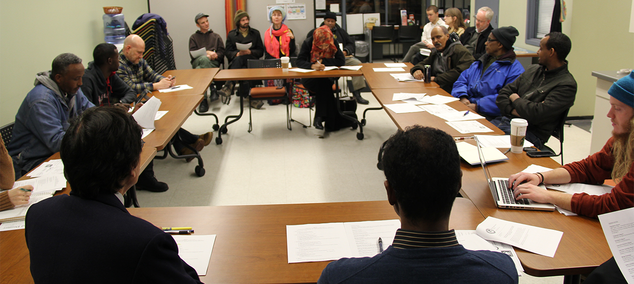 West Bank Community Coalition Board of Directors