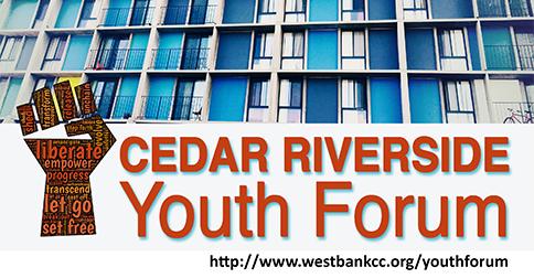 Cedar Riverside Youth Forum