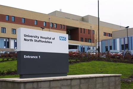 University Hospital of North Staffordshire
