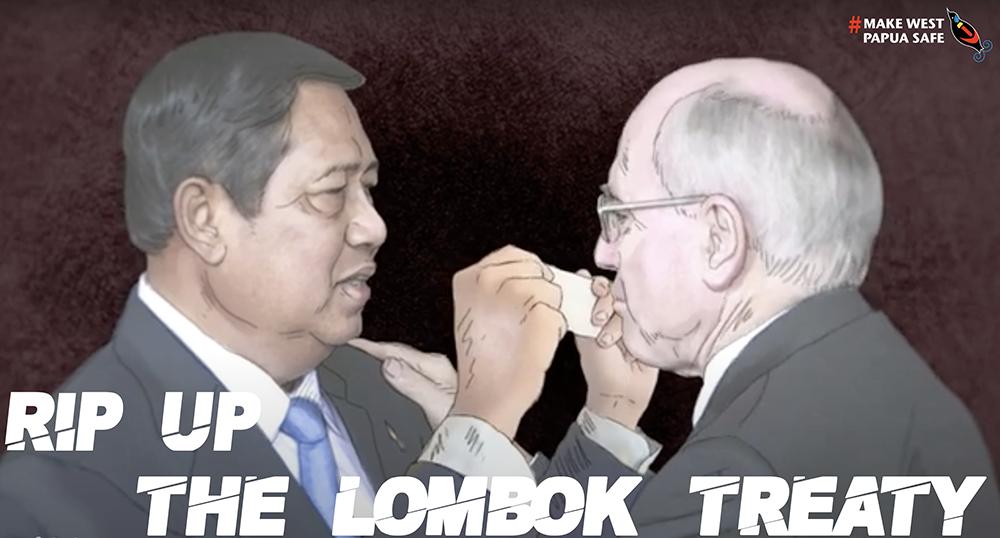 Lombok Action Canberra