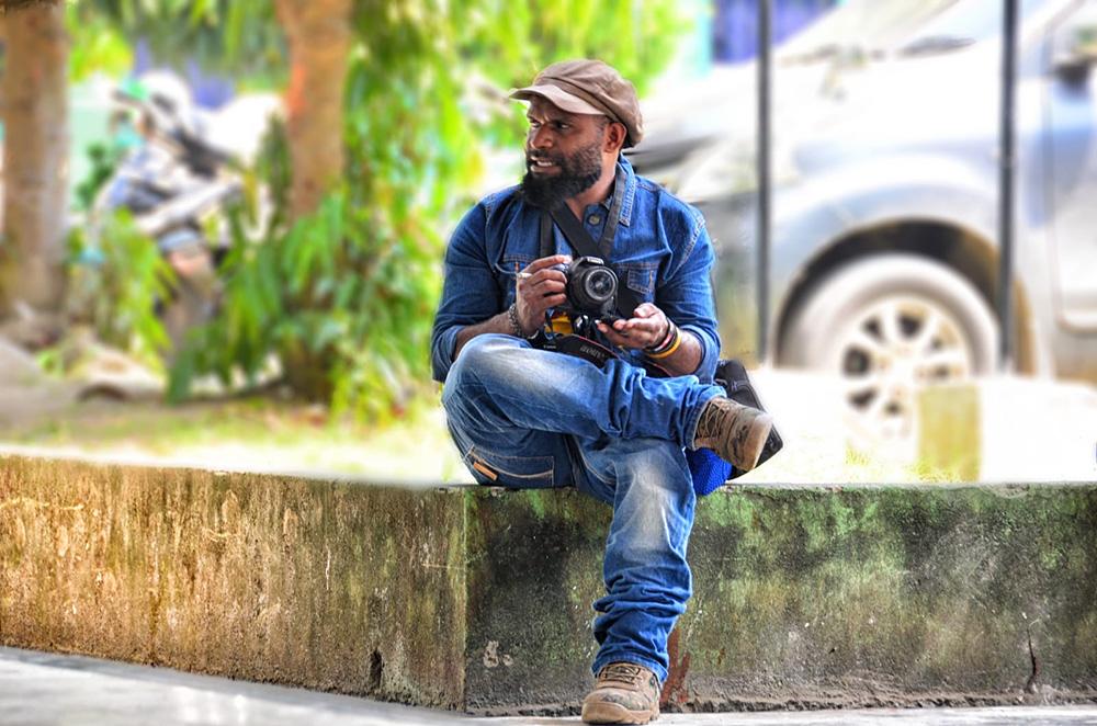 Straky Yally Media activist and film-maker