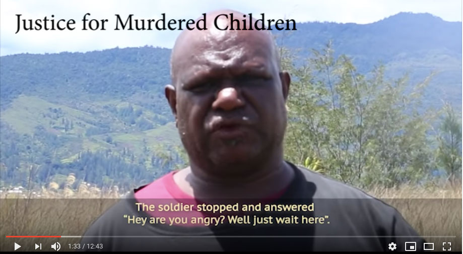 Justice for Murdered children screenshot