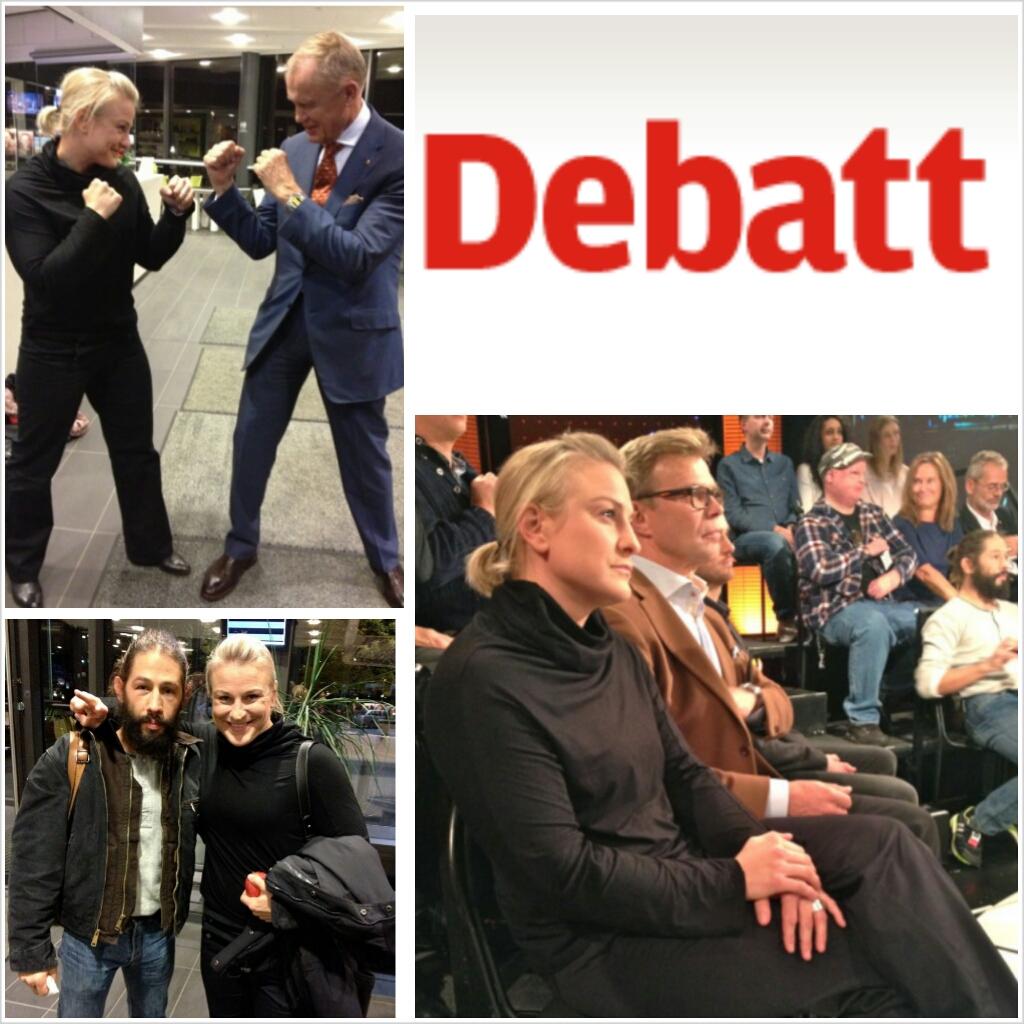 Debatt i SVT