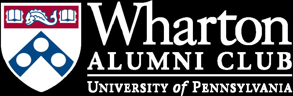 Wharton Global Club Network Events Logo