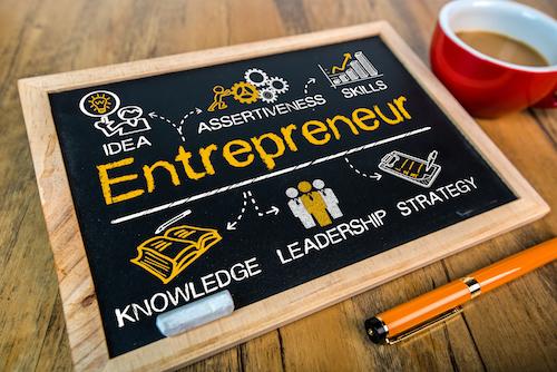 Bring an Entrepreneur