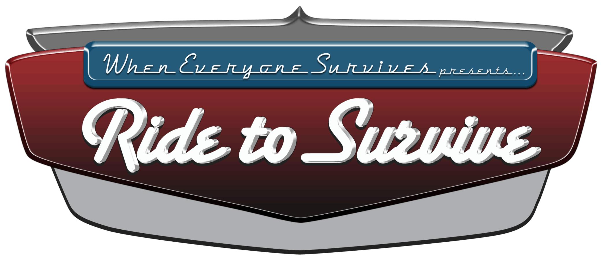Ride to Survive Logo