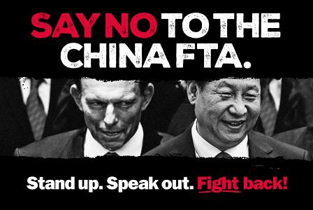 Stop FTA Postcard