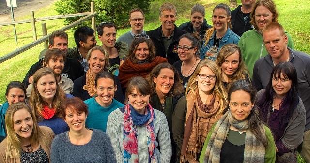 TWS Organising Team