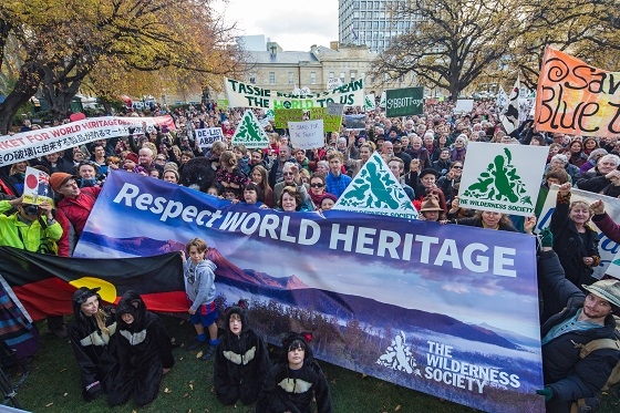 protect world heritage