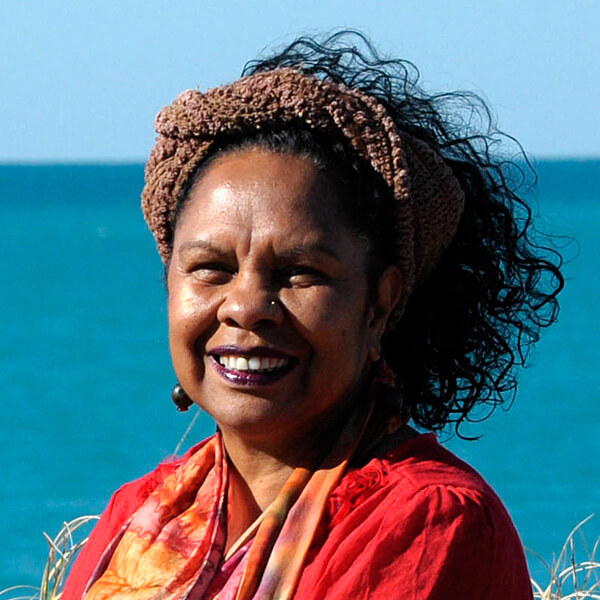 Dr. Anne Poelina, Interim Chair of the Martuwarra Fitzroy River Council Image