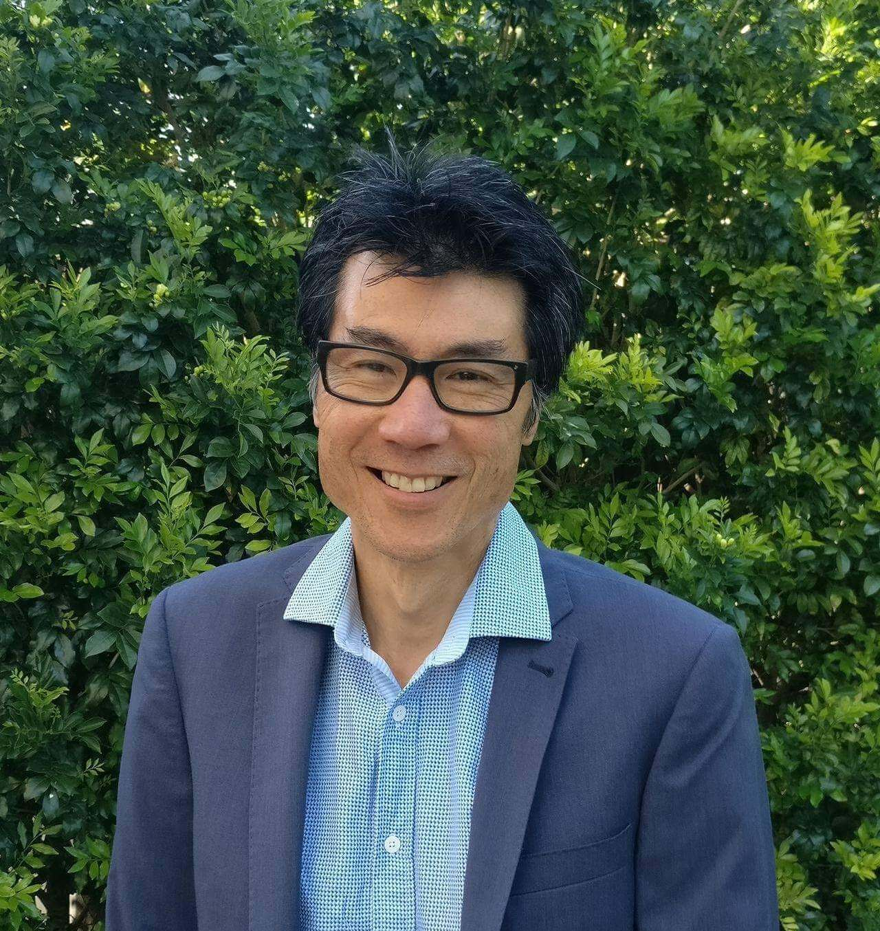 Dr. Richard Yin, WA Chair of Doctors for the Environment Australia Image
