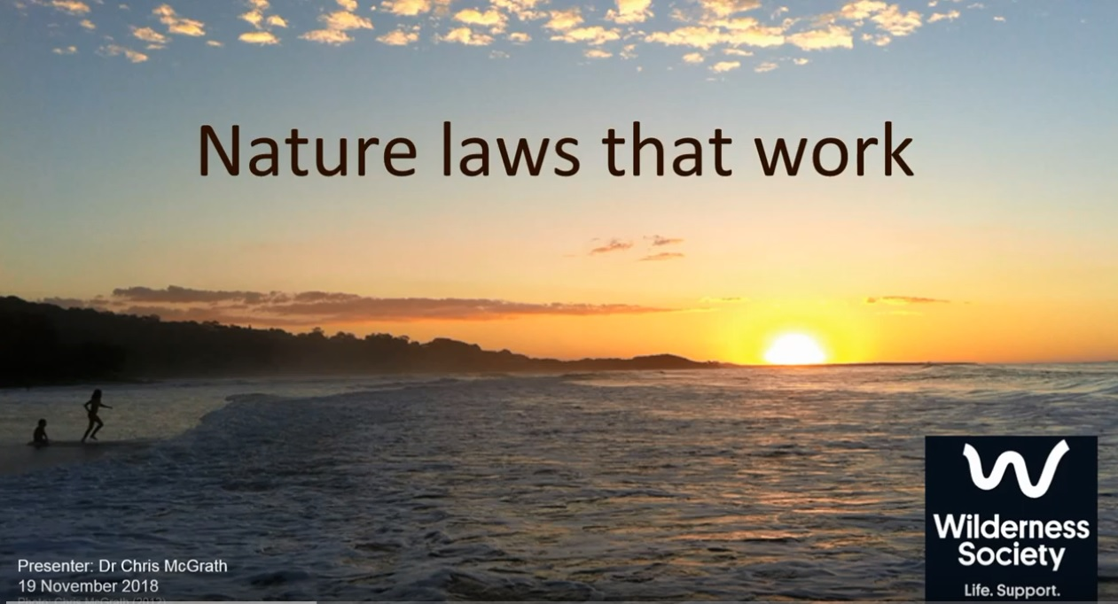 nature, new laws, sunset