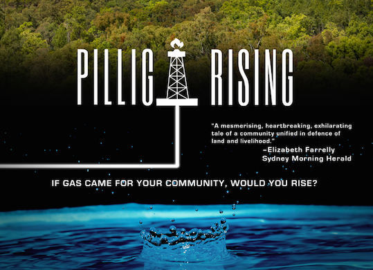 Pilliga Rising Flyer