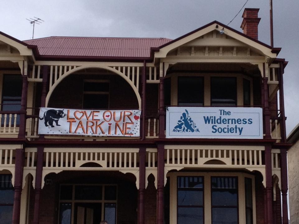 Hobart Campaign Centre