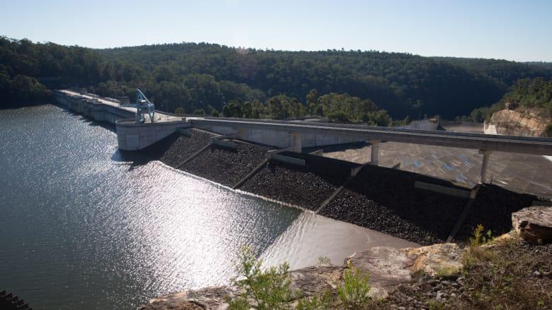'First salvo': Lines drawn as battle over raising Warragamba Dam begins Image
