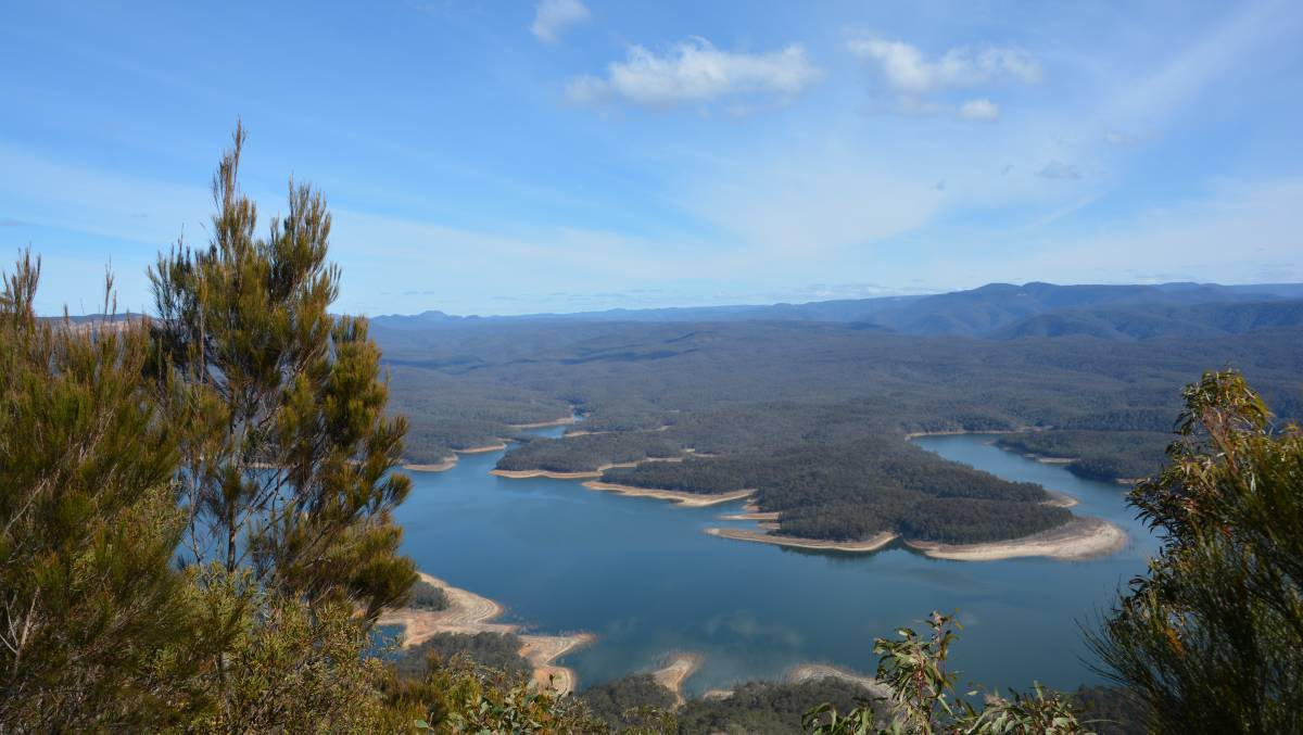 Blue Mountains Council opposes Warragamba Dam wall raising Image