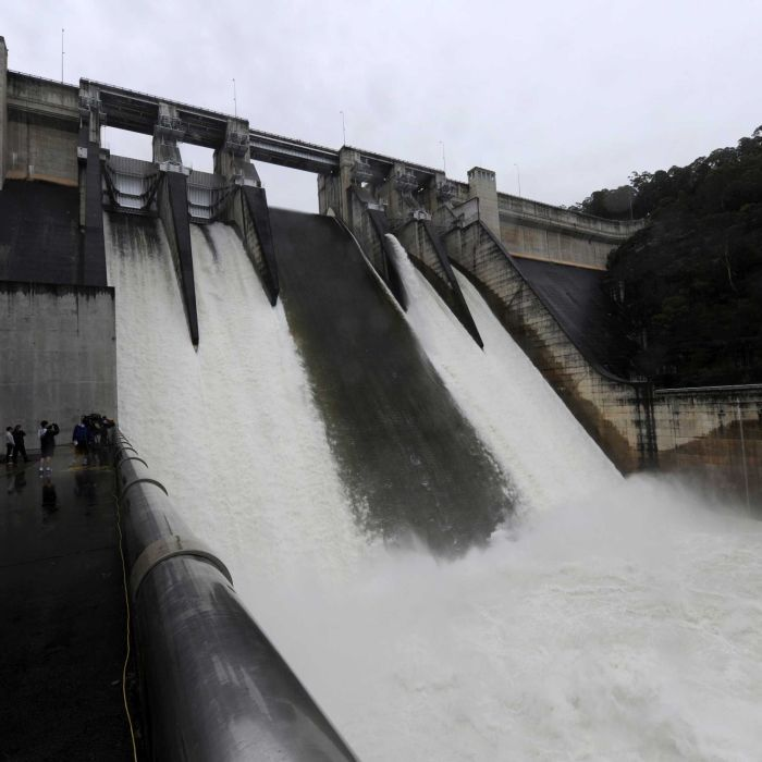 'Wonderland at risk' from higher dam walls Image
