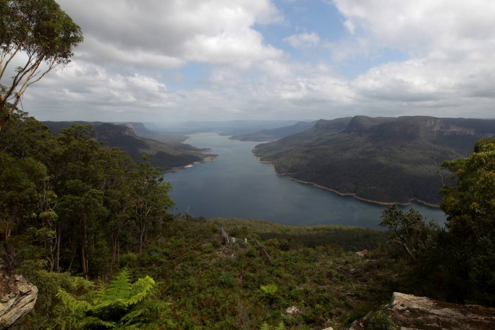 Government committee to investigate Warragamba Dam wall raising Image