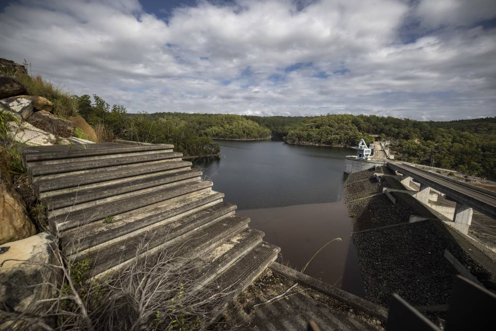 Documents reveal potential cost of Warragamba Dam wall raising Image