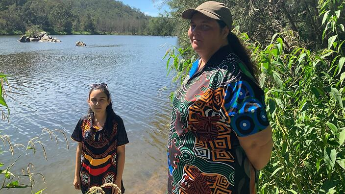 Meet the mother-daughter duo fighting to save their culture from being drowned Image