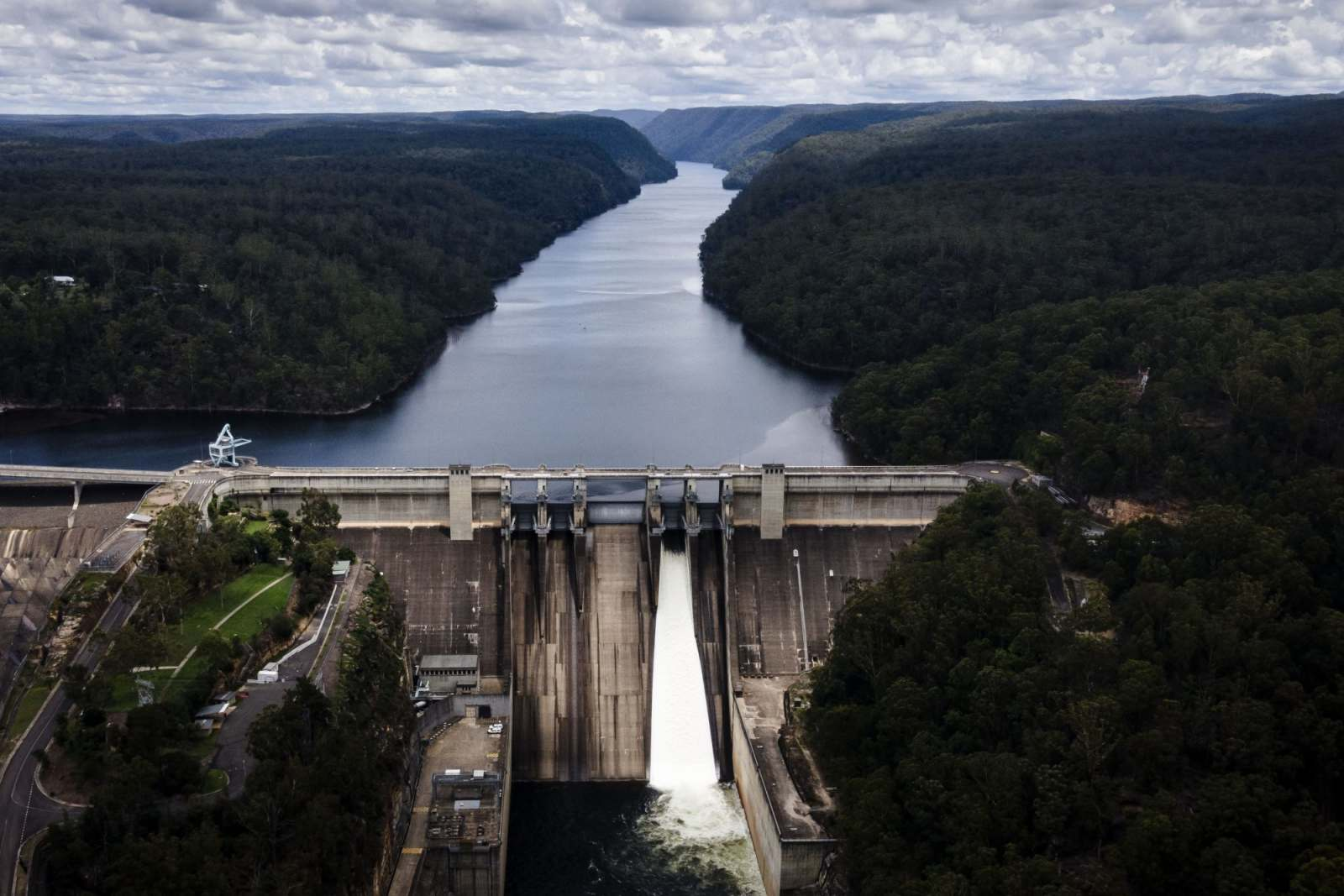 'Where is the money coming from?': Official doubts cast on dam plans Image