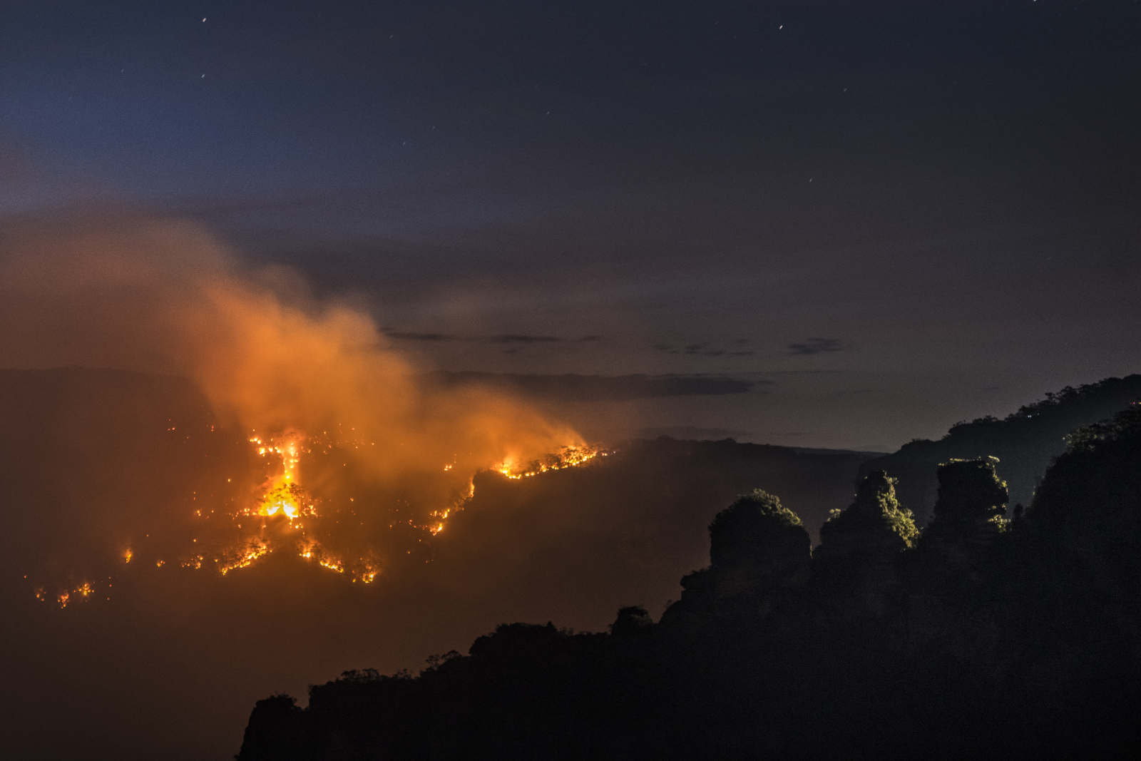 Environmental outlook for Blue Mountains downgraded due to fires, dam wall plans Image