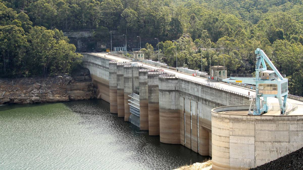 Rivers levels to rise as Water is released from Warragamba Dam following rains Image