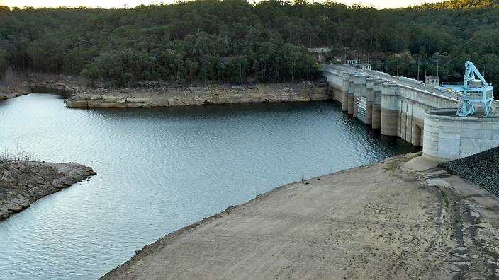 Warragamba Dam expansion risks wiping out Aboriginal cultural sites Image
