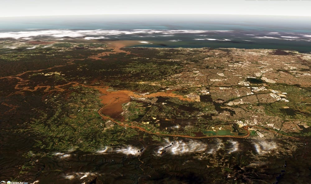 Not if but when - Sydney can expect more flood disasters Image