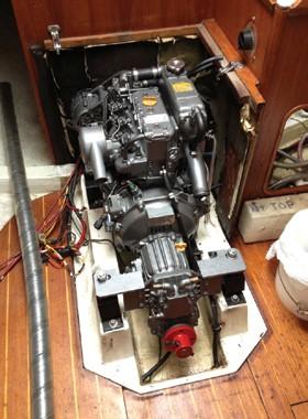Ship 6 Engine Rebuild