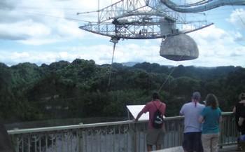 Persevere Arecibo Observatory