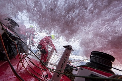 Volvo Ocean Race Sam Greenfield