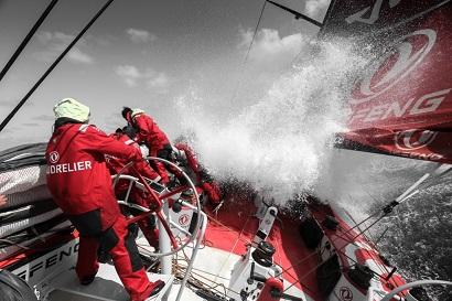 Volvo Ocean Race leg 7