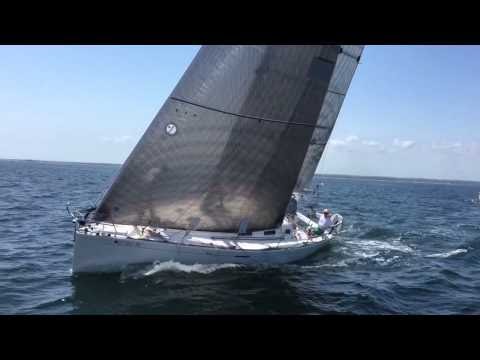 Cedar Point OneDesign Regatta video 2015