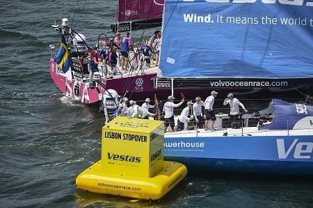 Team Vestas Wind Lisbon