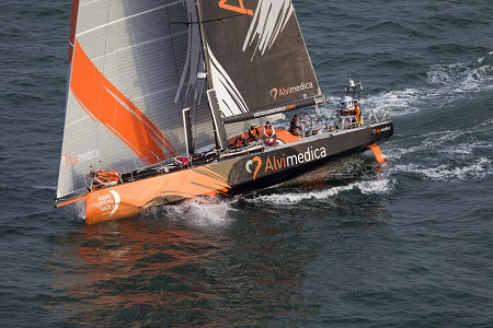 Alvimedica first to reach Hague