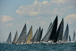 J 109 Block Island Race Week