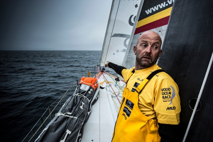 Ian Walker 2014-15 Volvo Ocean Race